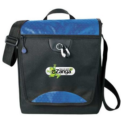 Custom Branded Messenger Bag