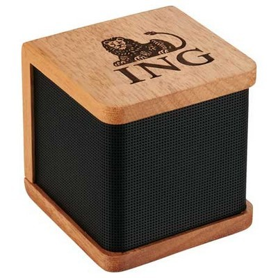 Bluetooth Speaker with Logo