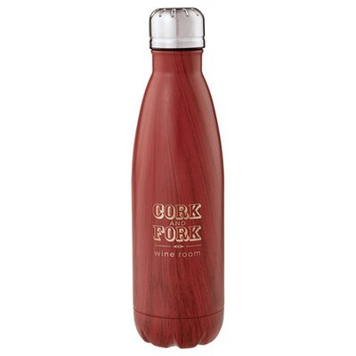 Custom Copper Vacuum Insulated Bottle