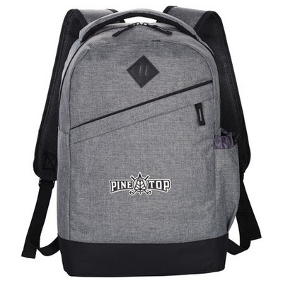 Printed Computer Backpack