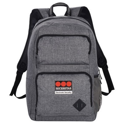 Promotional Deluxe Computer Backpack