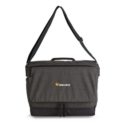 Computer Messenger Bag with Logo