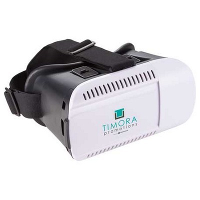 Luxury Virtual Reality Headset with Logo