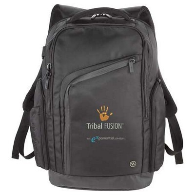 Promotional 17-inch Computer Backpack