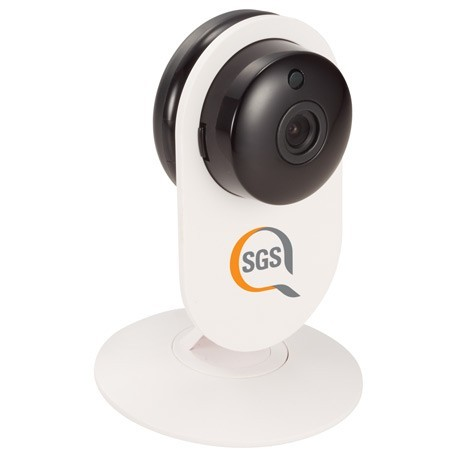 Home Wifi Camera with Logo