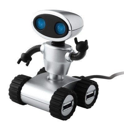 New Robot USB Hub