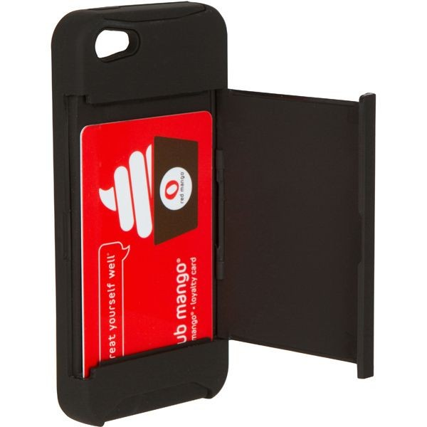 Promotional iPhone 5 Case With Built in Wallet