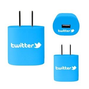 promotional usb wall chargers