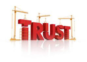 ideas to help build trust for your brand