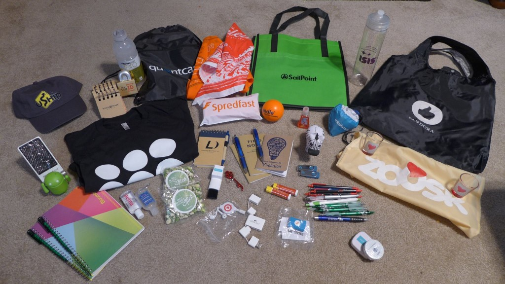 sxsw swag bags