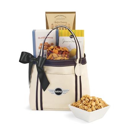 custom snacks for employee gifts