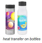 heat transfer on bottles
