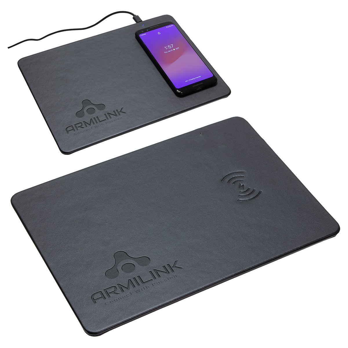 wireless mouse pads