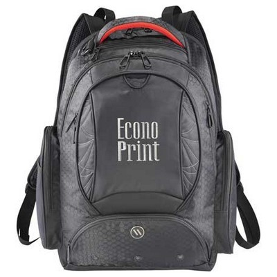 Custom Branded Checkpoint Friendly Compu Backpack