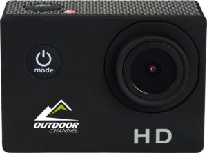 HD Action Camera with Logo