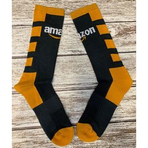 Buy Custom Embroidered Socks With Your Brand Online