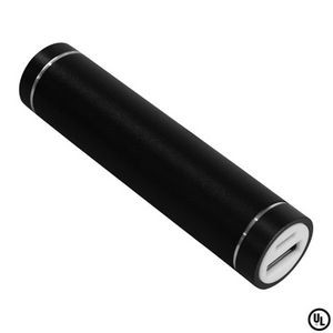 Power Roll - 2200 mAh aluminum battery backup cylinder shape