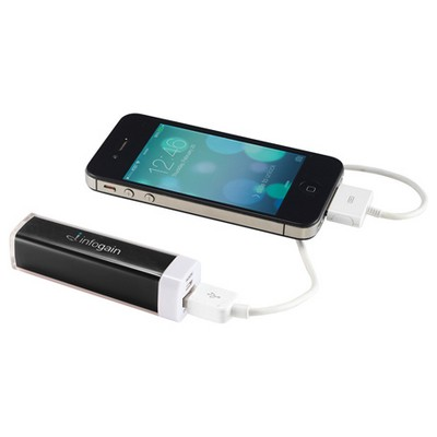 Amp 2,200 mAh Power Bank
