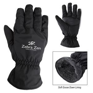 Insulated Water-Resistant Adult Gloves