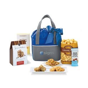 Dover Delights Snack Pack Cooler Blue