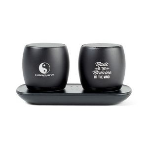 Paxton Bluetooth® Pairing Speakers - Black