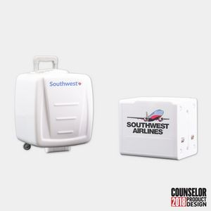 Traveler Adapter w/ Luggage Case