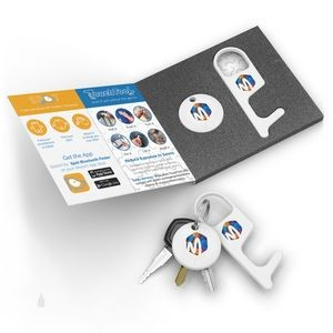 Spot & TouchTool Kit : Bluetooth Keyfinder and No Touch Tool